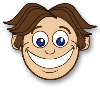 Free smiling faces images. Clipart smile illustration