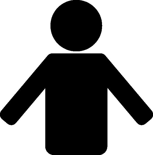 Buddy icon clip art. Clipart person symbol