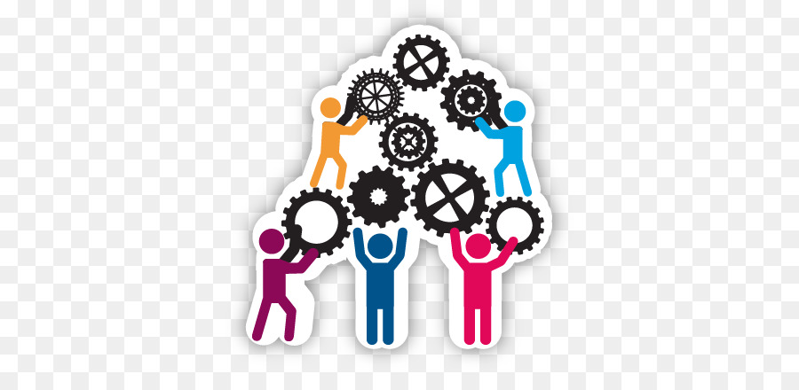 People communication . Teamwork clipart person