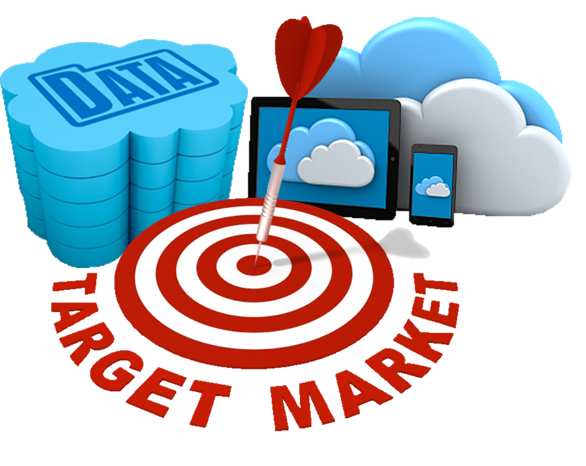 Missions clipart target. Targeted marketing is getting