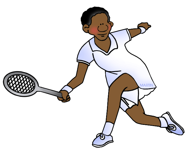 People clipart tennis. United states clip art