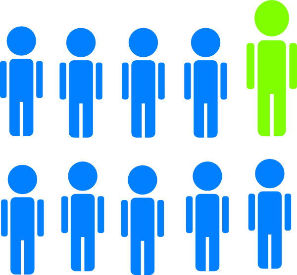 Humans clipart demographics.  in people clip