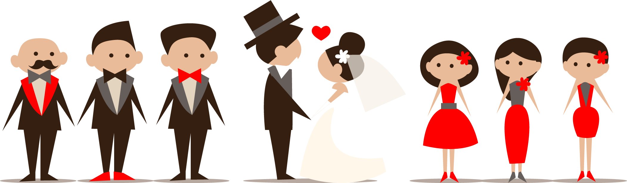 Wedding PNG Transparent Free Images