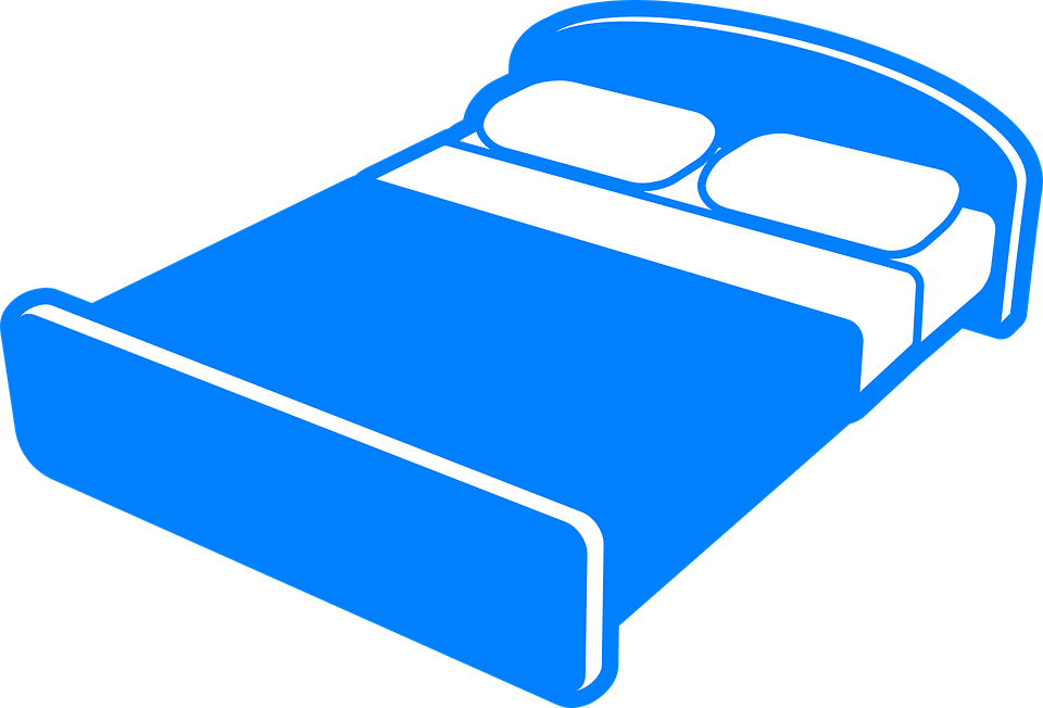 Queen clipart gambar. Pillow bed free on
