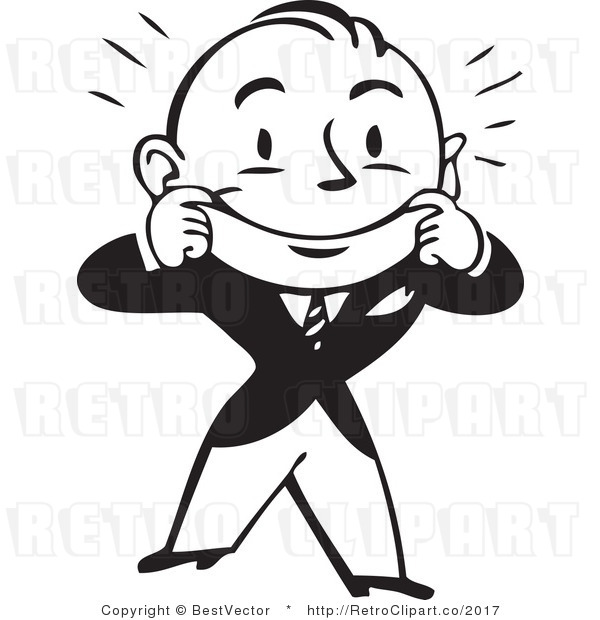 Excited clipart alive.  happy person clip