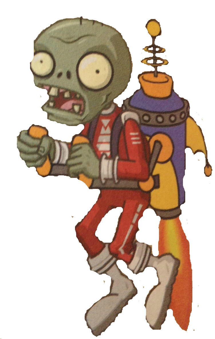 Image jet pack zombie. Clipart person cut out