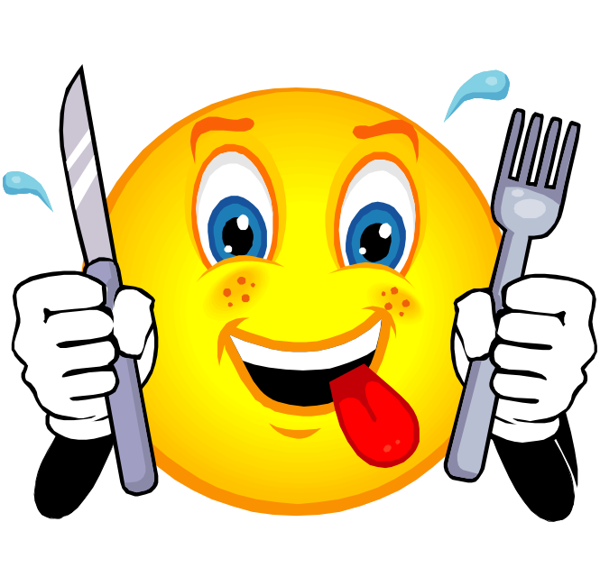 Emotions clipart yellow face. Thirsty smiley hungry smileys