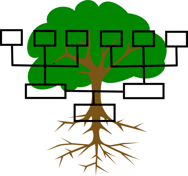 Clipart person family tree. Images of trees free