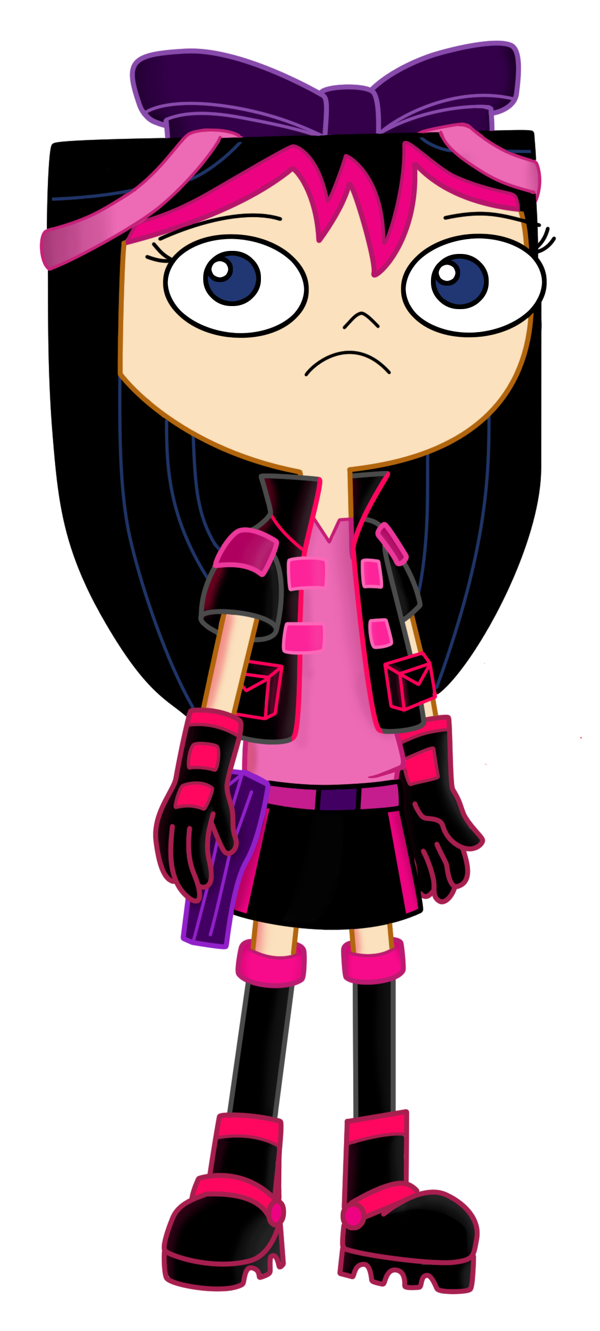 Isabella by redjoey on. Person clipart fan