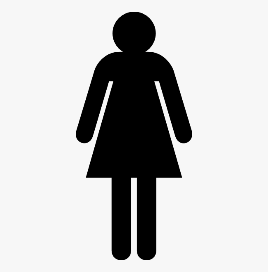 Human clipart lady figure. Download free png woman