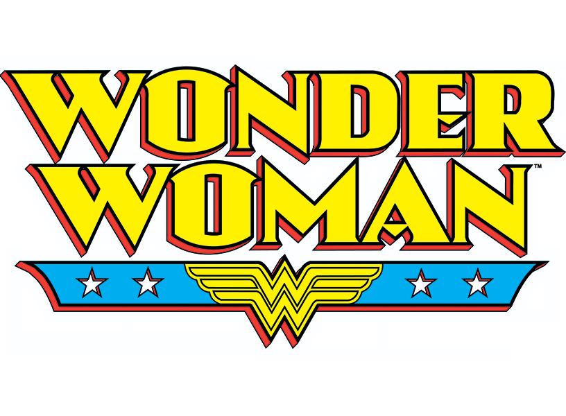 Wonder woman art clip. Magnet clipart letter