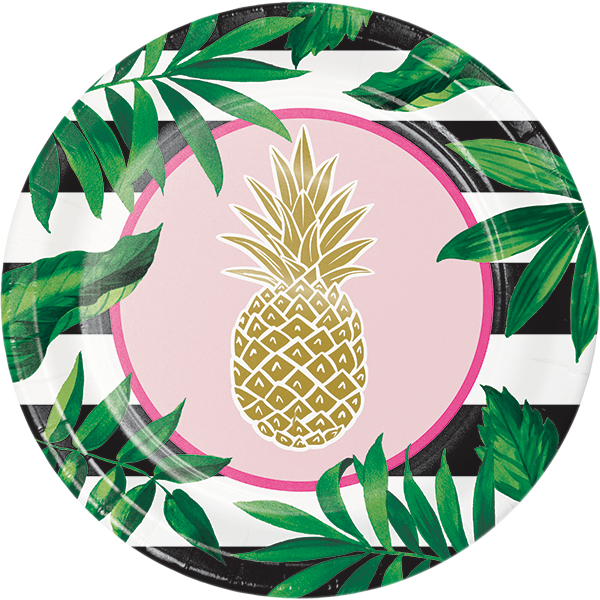 Pineapple clipart happy birthday. Party supplies canada open