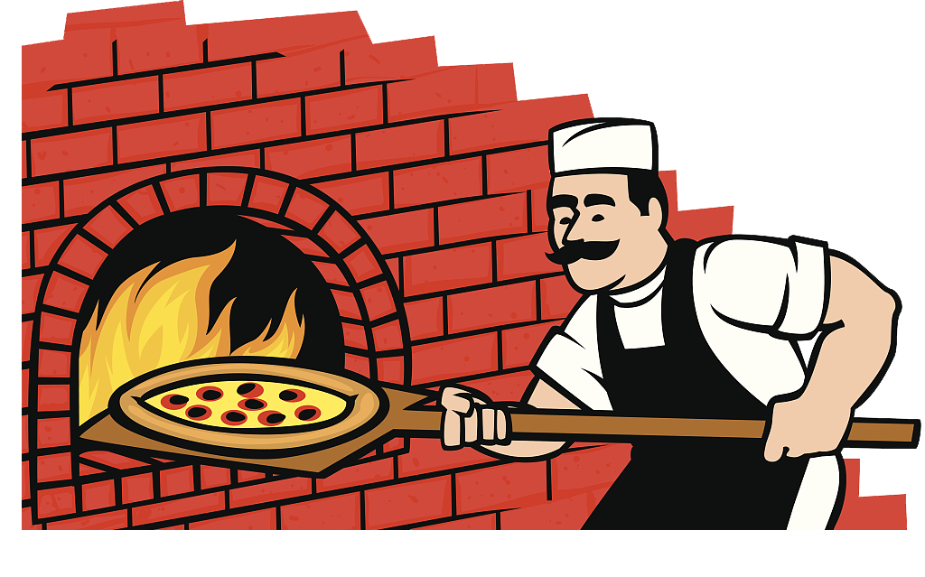 Fireplace clipart fireplace wood. Pizza italian cuisine fired