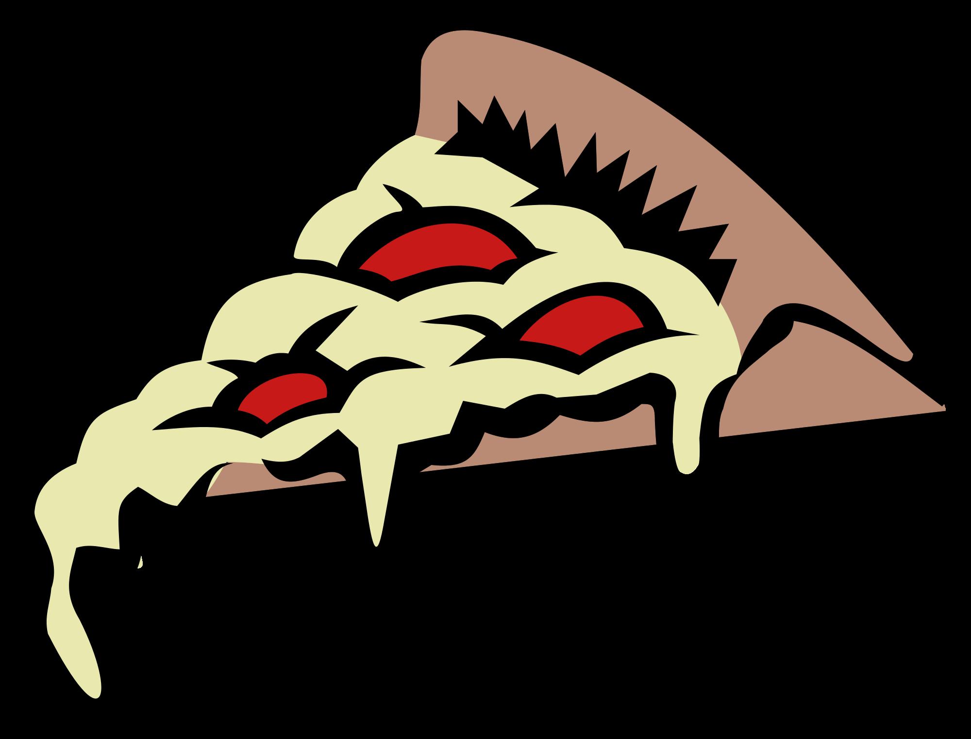 Person clipart pizza. File svg wikimedia commons