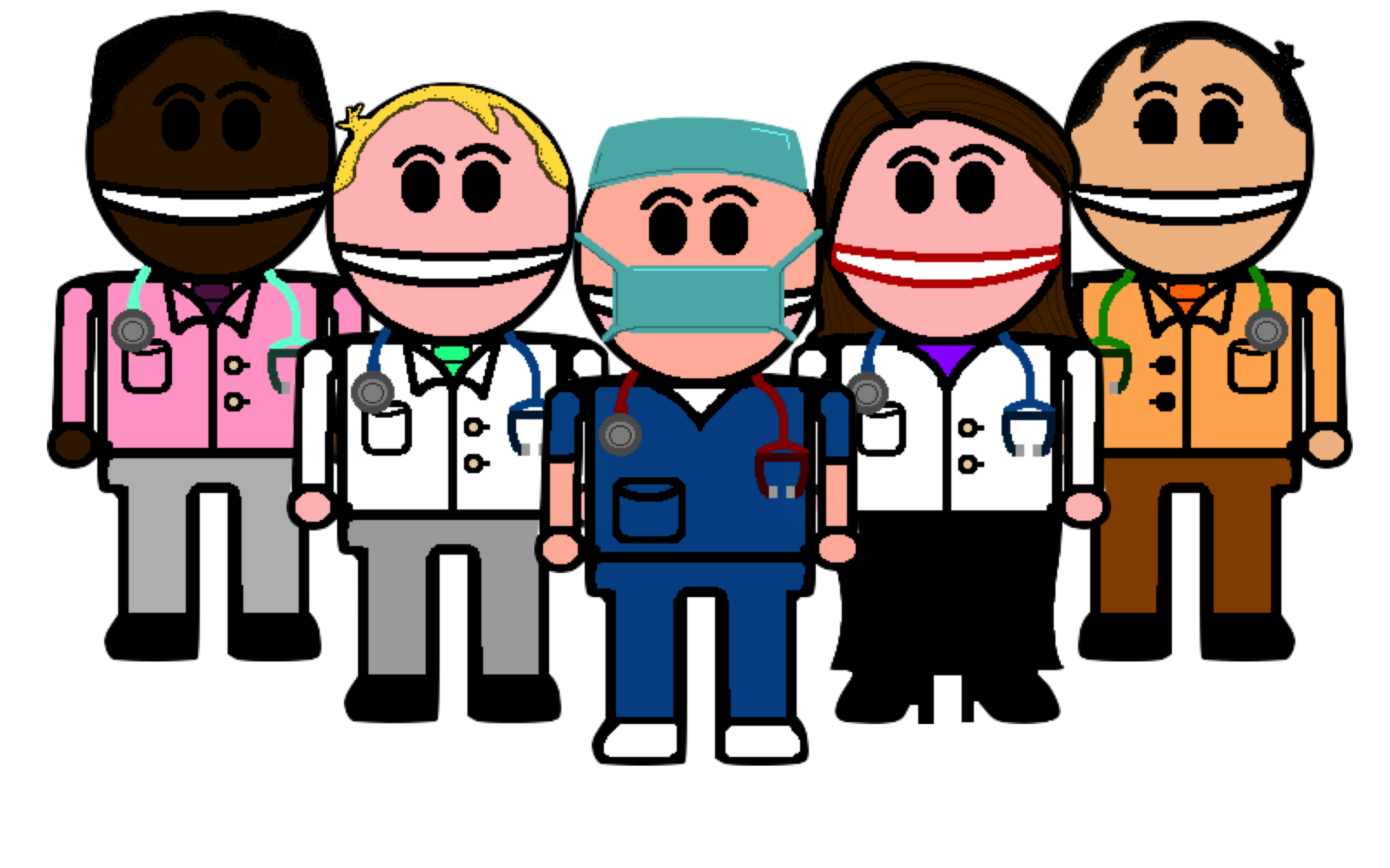 Landscape clipart school community.  collection of medical