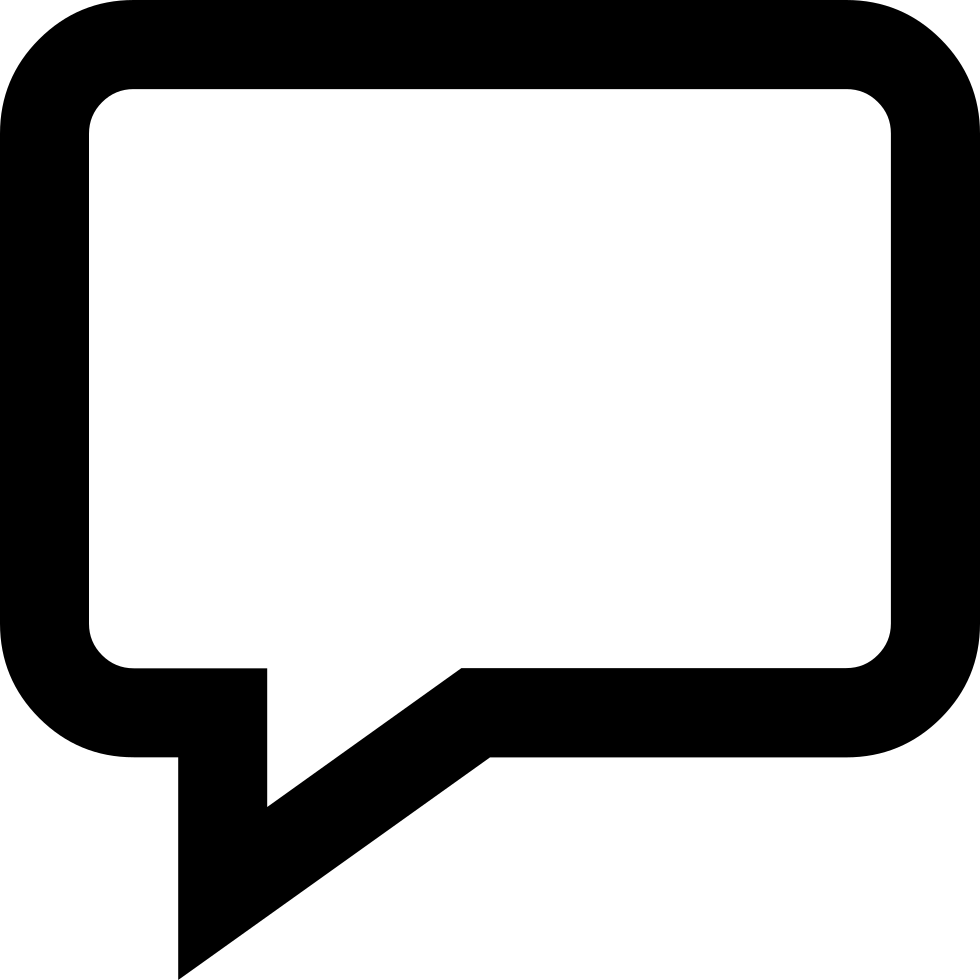 Svg png icon free. Clipart person speech bubble