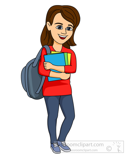 Student clipart person. Studying free download best