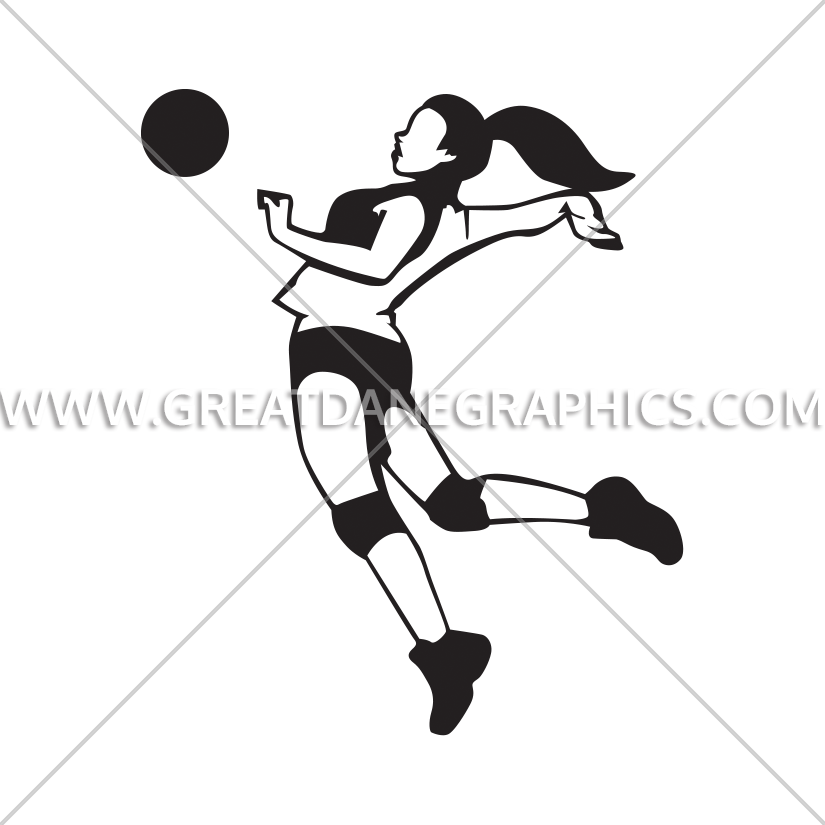 Spike silhouette at getdrawings. Clipart volleyball volleyball hitter