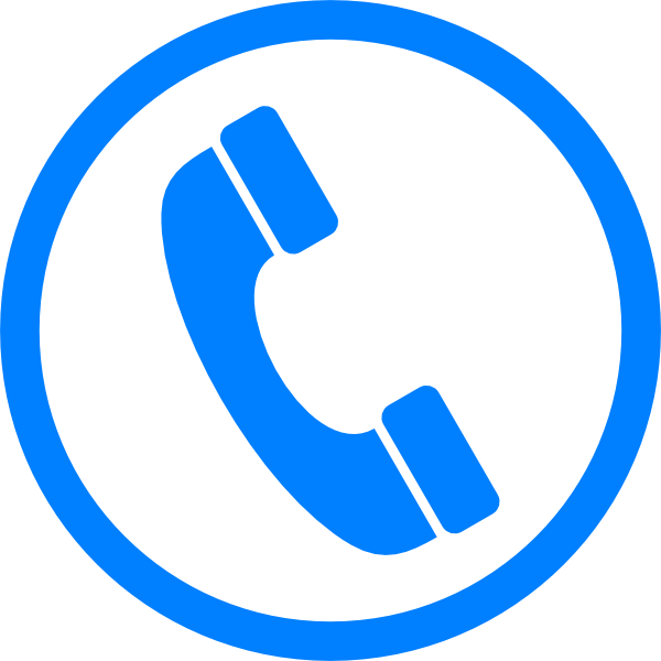 Clipart phone. Icon clip art at