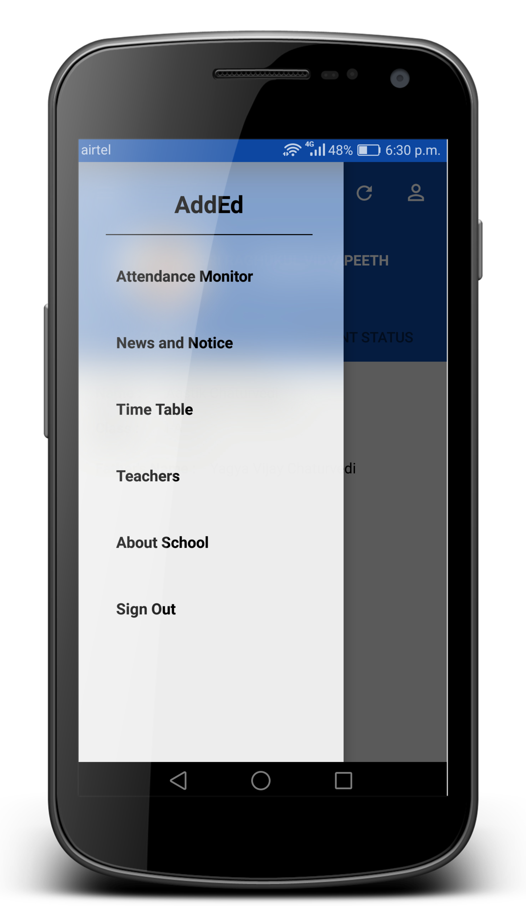 Add ed connected is. Clipart phone attendance monitor
