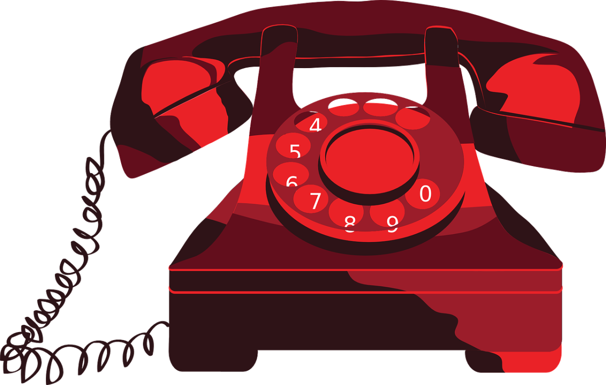 Clipart telephone talkin. The best list of