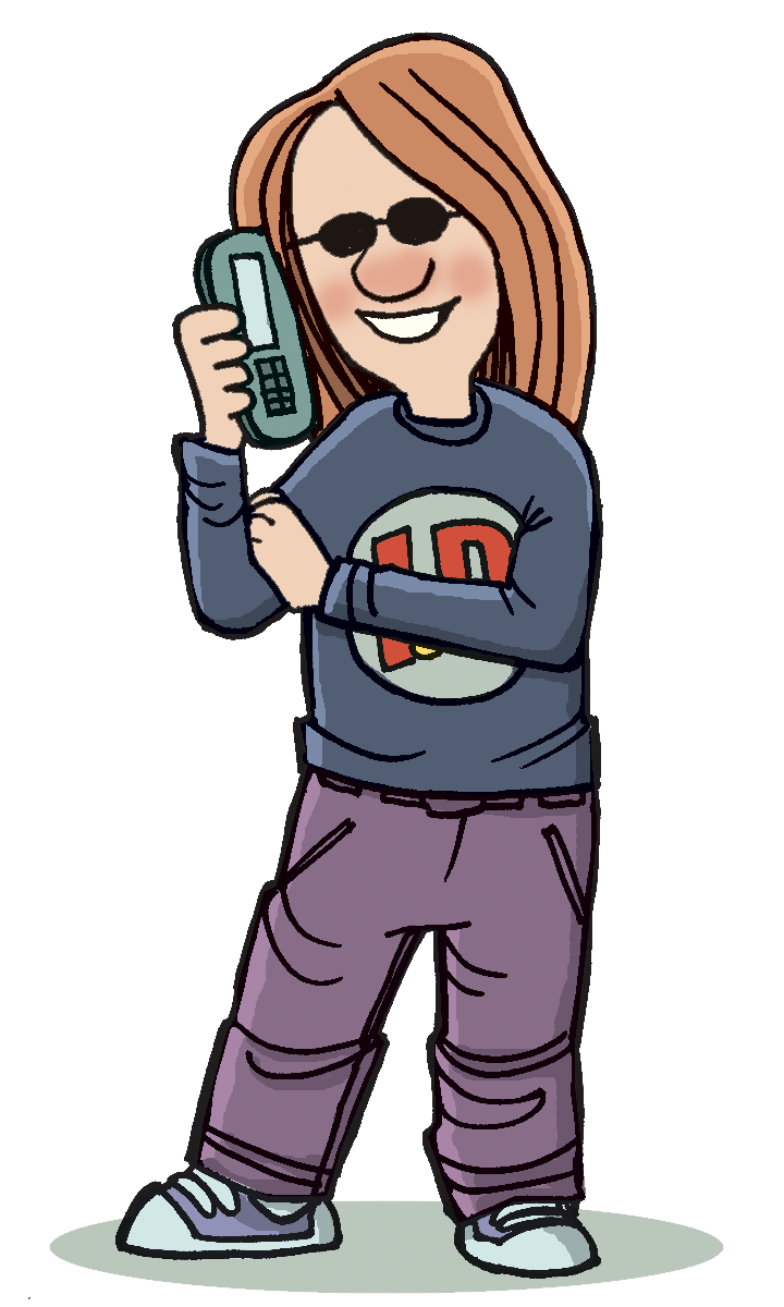 Telephone clipart female person. Talking on the phone