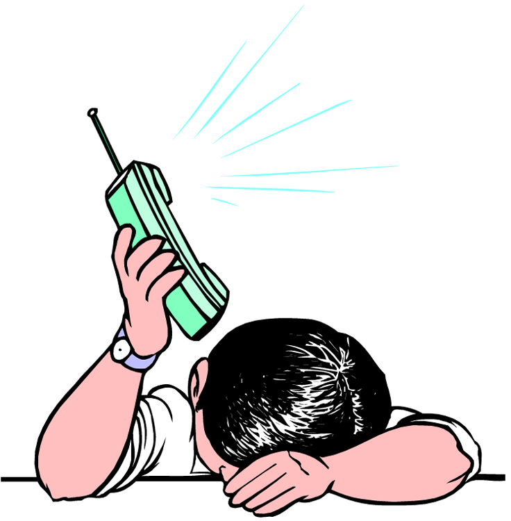 Telephone clipart rang. Would you kindly get
