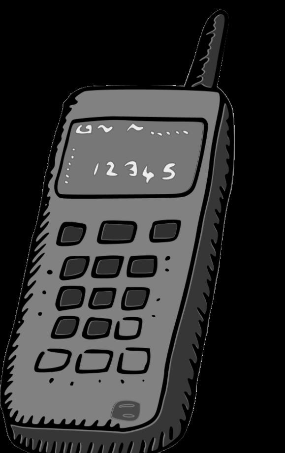 Clipartblack com tools free. Clipart phone cell