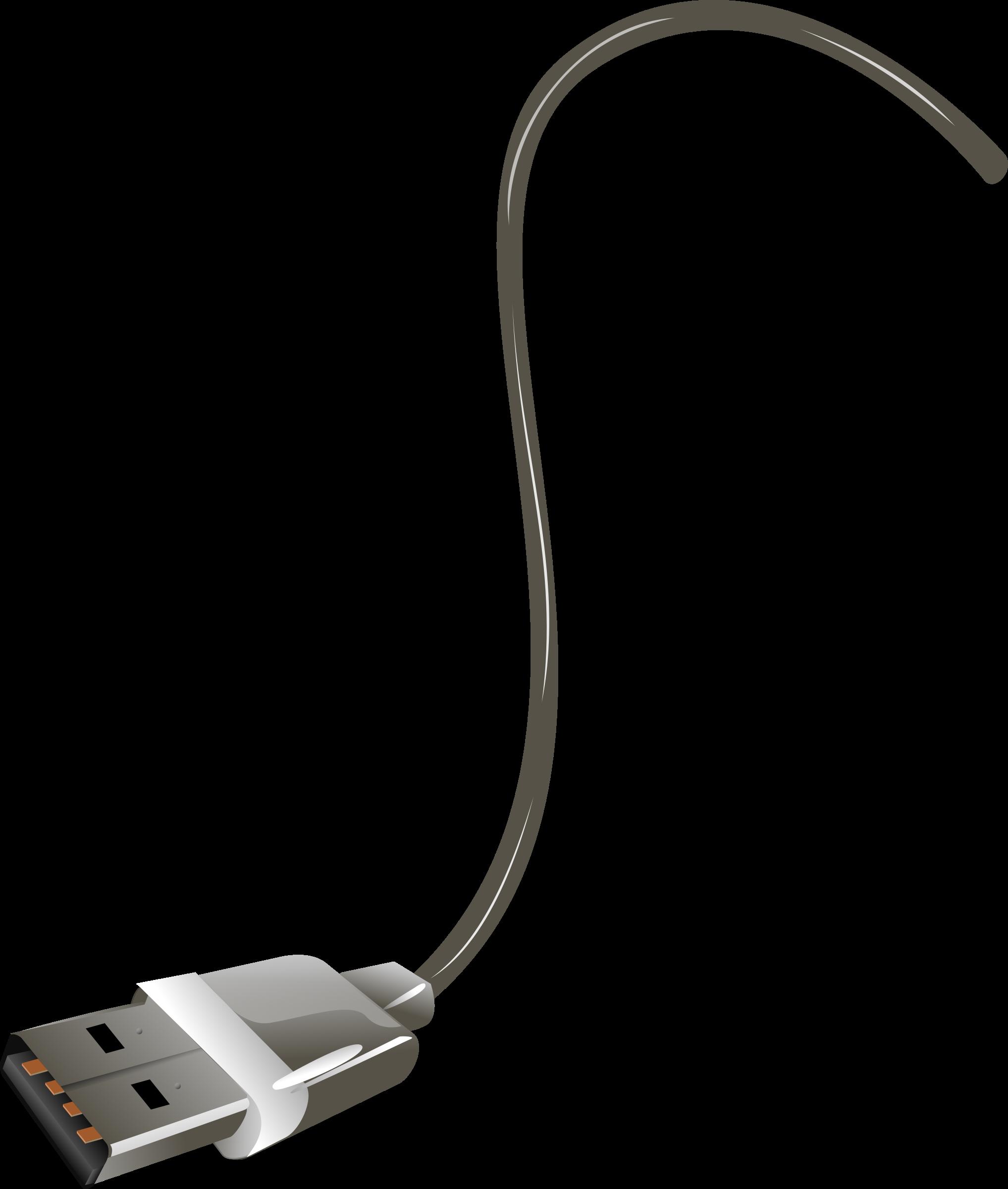 Electronics clipart cable. Usb remix big image