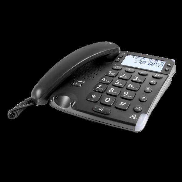 Clipart telephone speakerphone. Doro magna extra loud