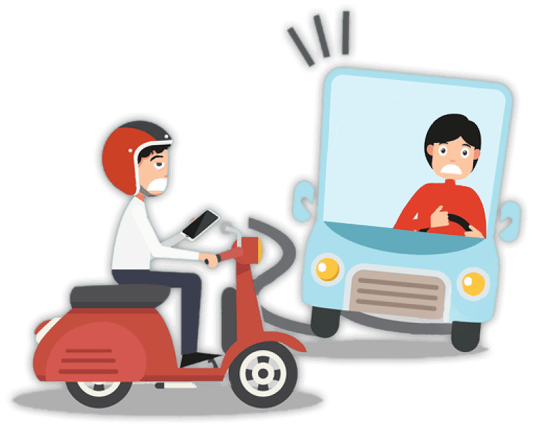 Driver clipart driven. Preventing distracted driving a