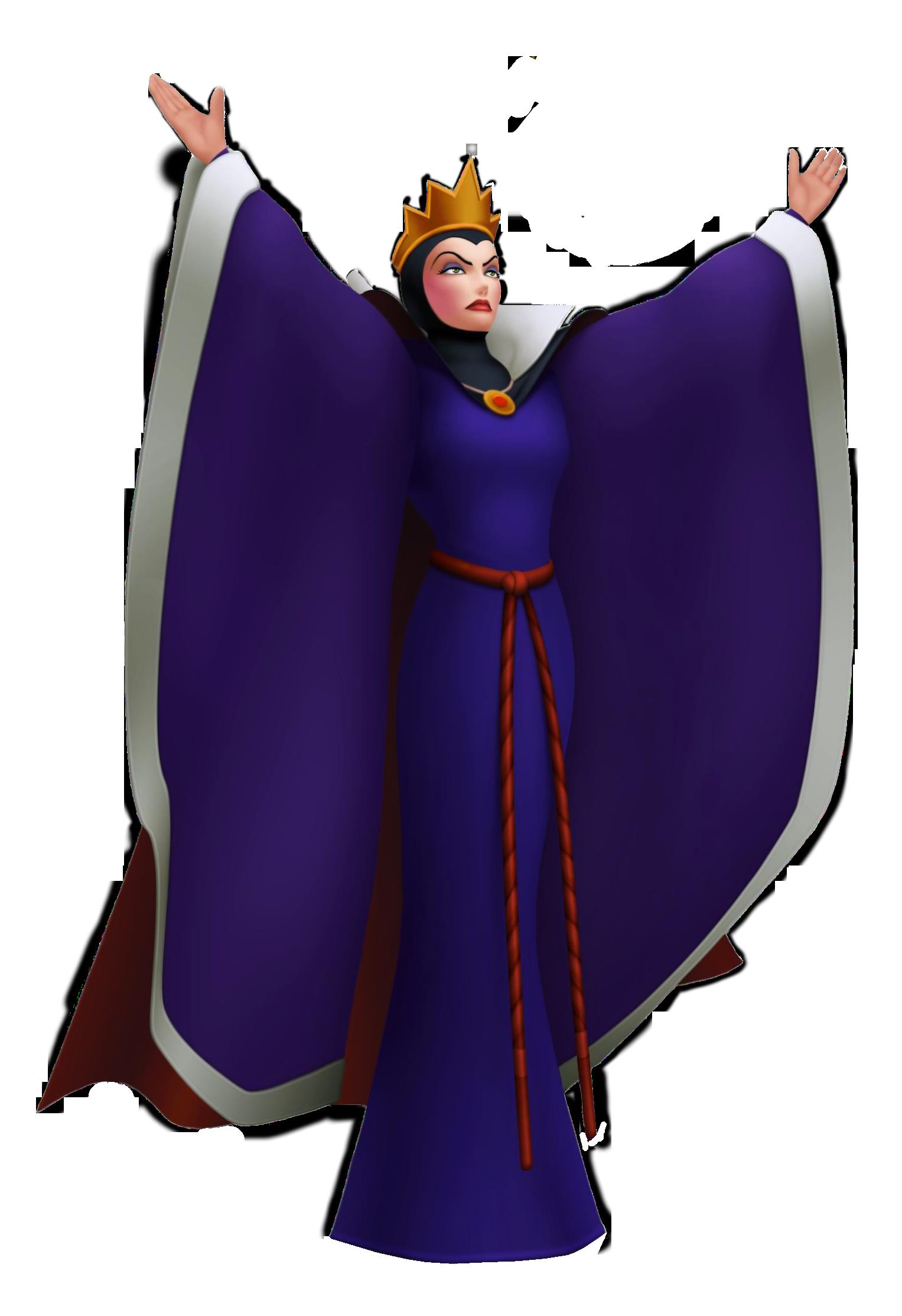 Queen grimhild snow white. Clipart phone evil