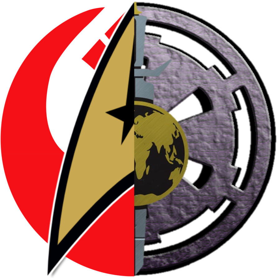 Trek vs logos good. Youtube clipart star wars