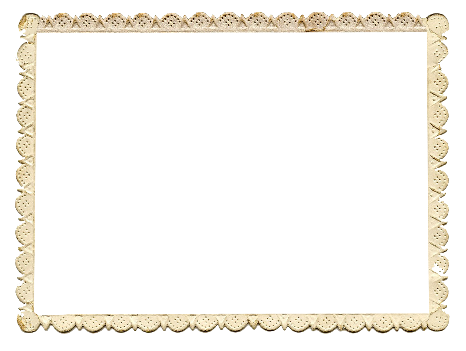 Free frames and borders. Vintage frame png