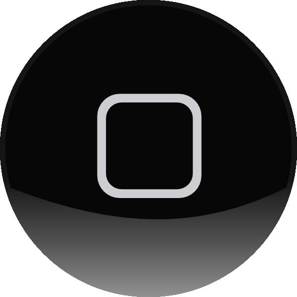 Iphone button clip art. Clipart phone home phone