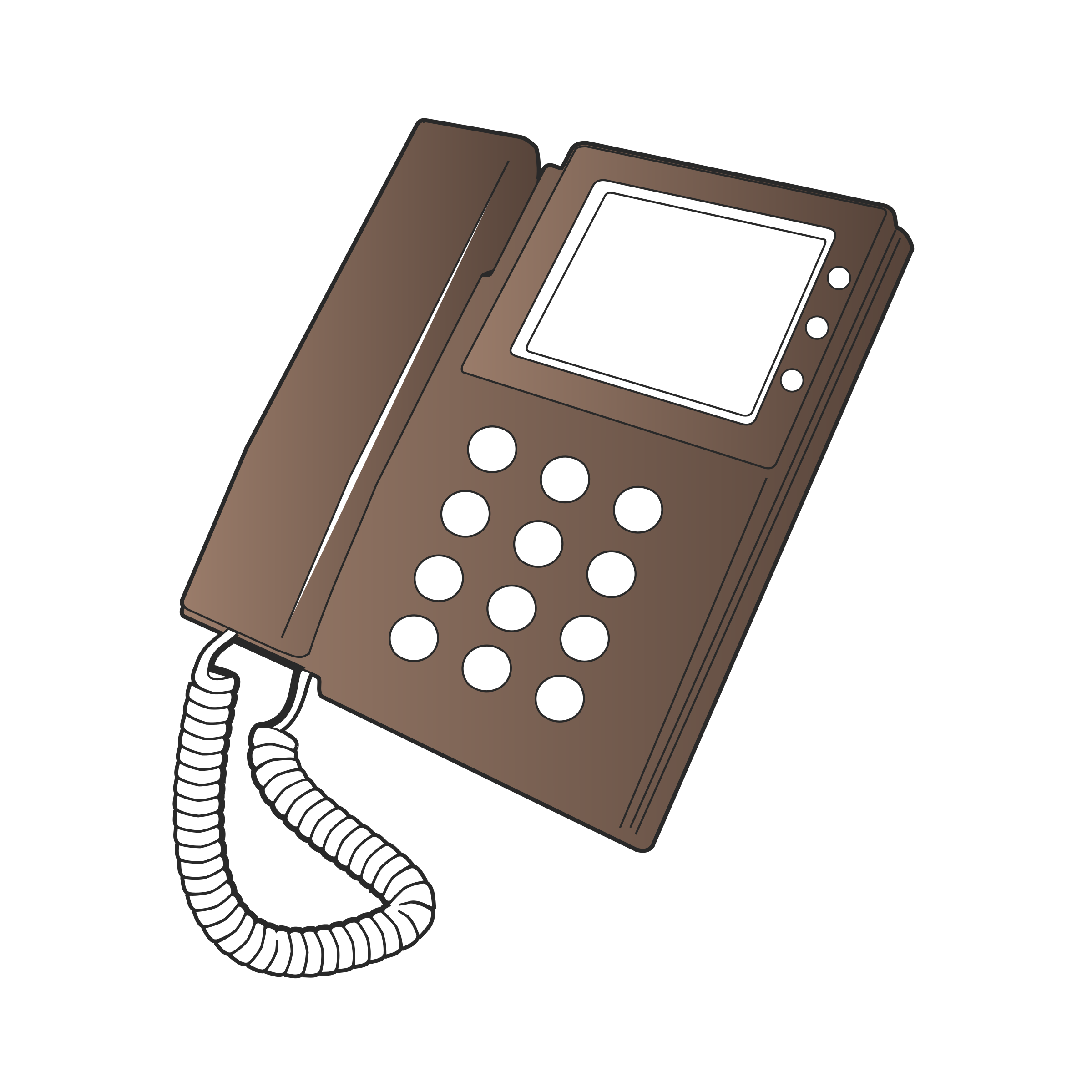 Desk big image png. Telephone clipart phone chat