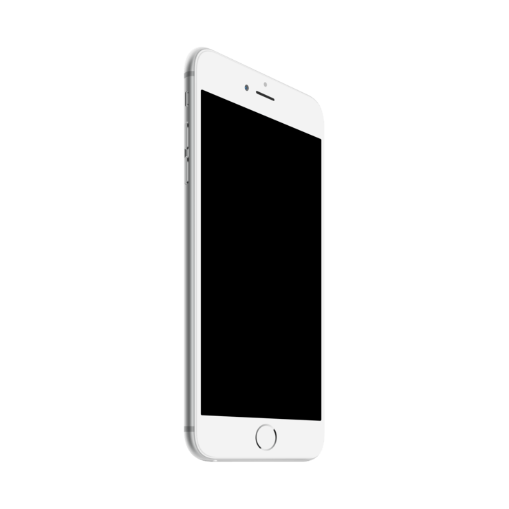 Iphone png transparent pluspngcom. Shampoo clipart black and white