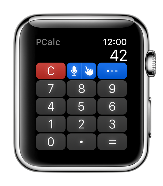 About pcalc number entry. Clipart phone iphone apple