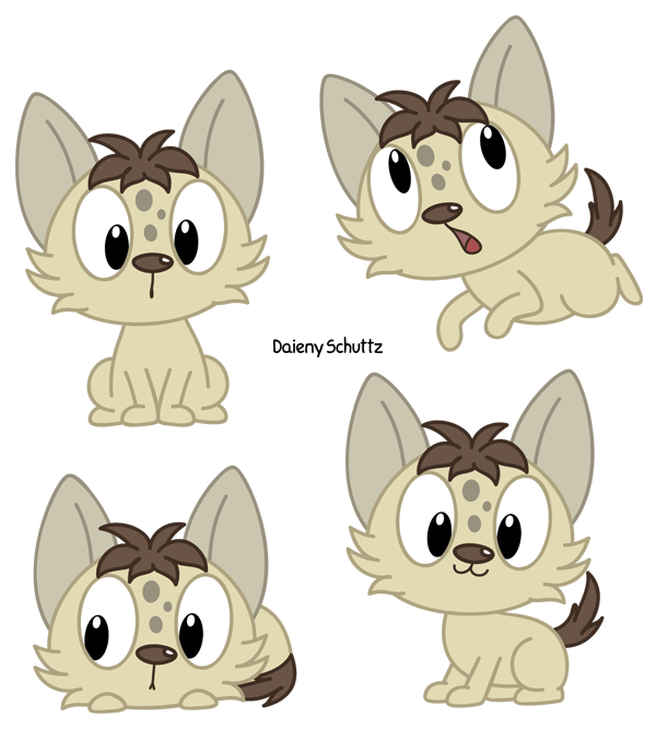 Head clipart hyena. Collection of free hyenas