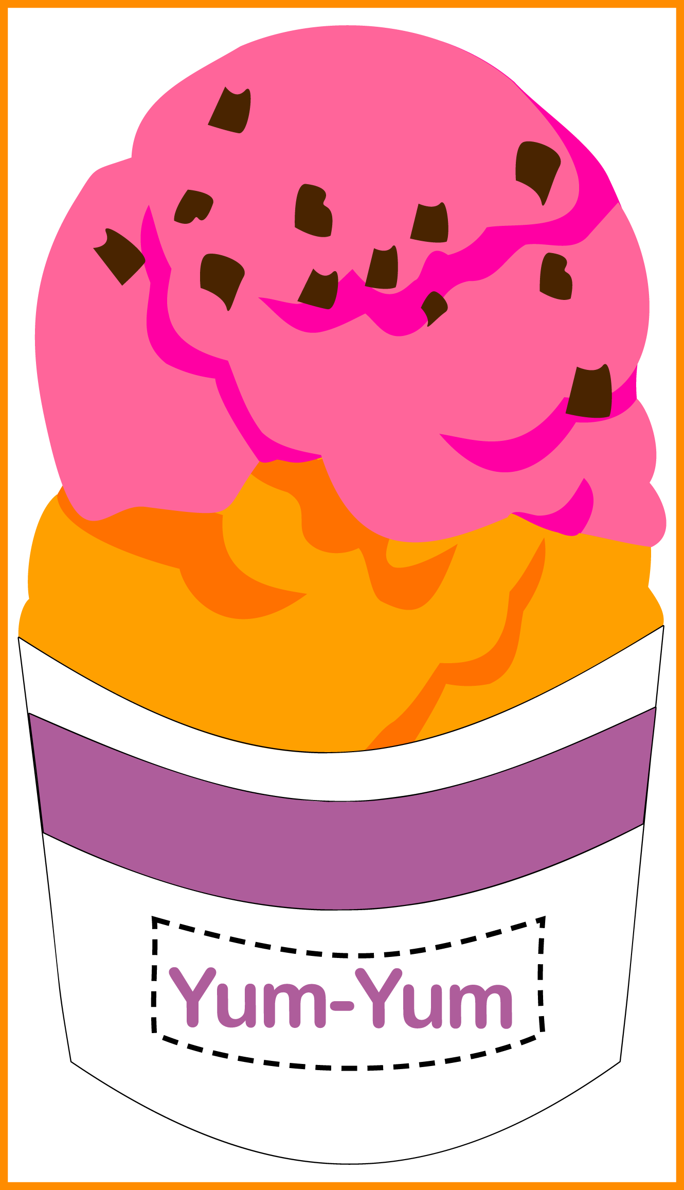 Clipart phone marvelous. Ice cream no png