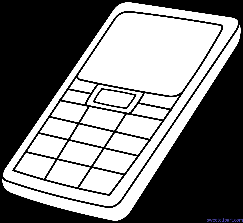 facebook clipart phone