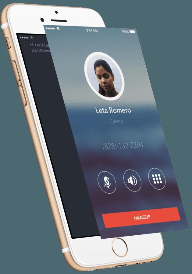 Voice api sdk voip. Clipart phone mobile calling
