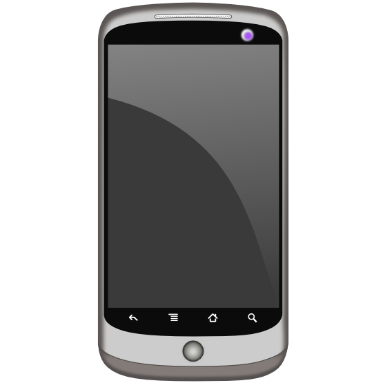 collection of android. Student clipart cell phone