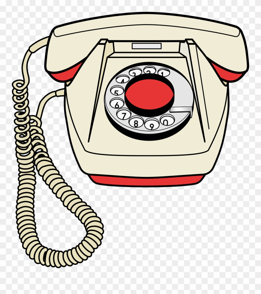 Telephone clipart old fashioned telephone. Clip art download
