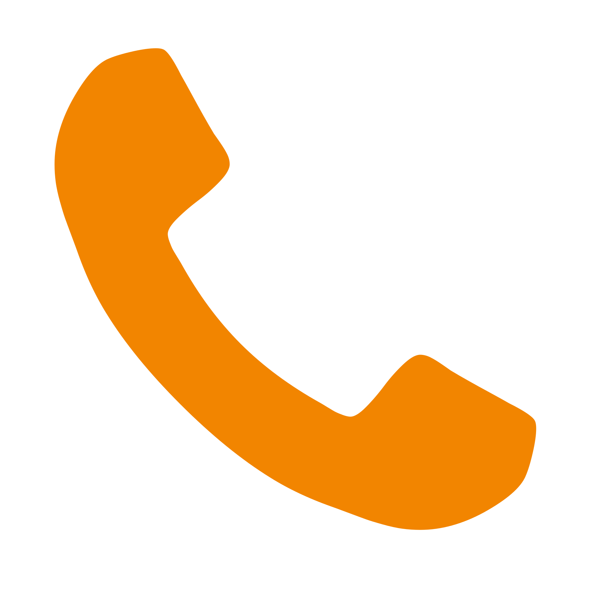 File font awesome svg. Telephone clipart phone orange