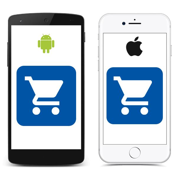 Iphone clipart app. Woocommerce mobile android plugin