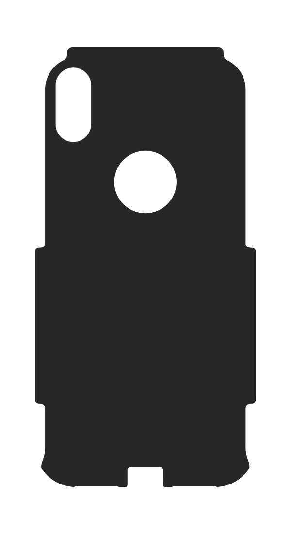 Iphone clipart phone case. Custom image otterbox commuter