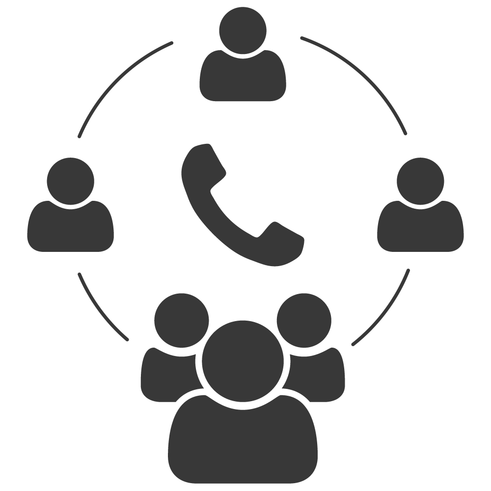 Conferencing audio visual services. Phone clipart phone conference