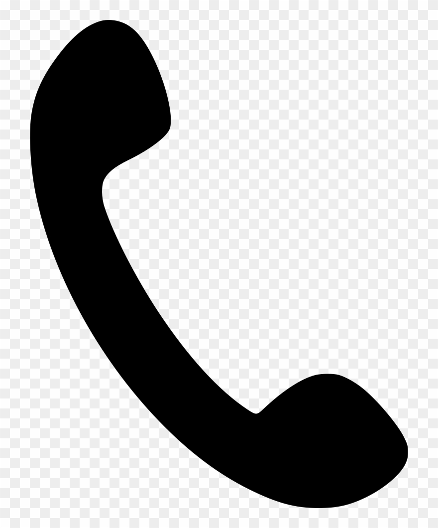 Ring conversation handset svg. Clipart phone phone contact