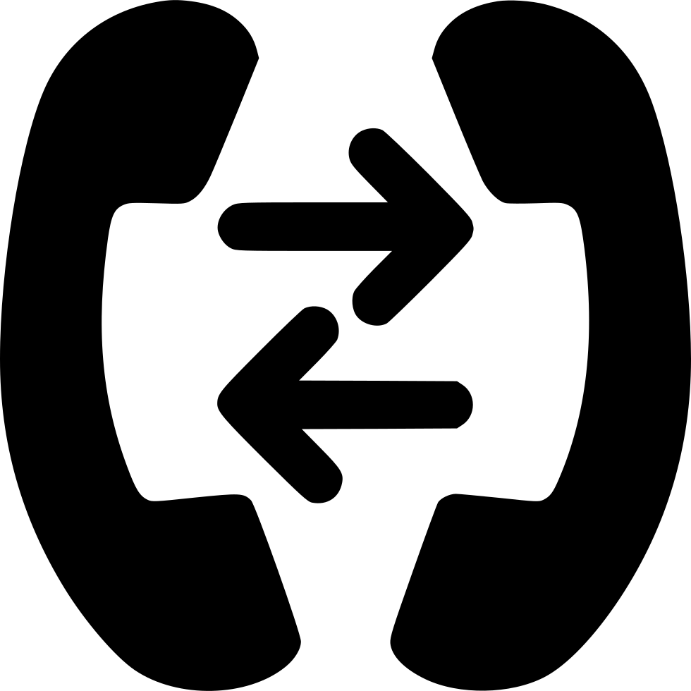 Phone Conversation Svg Png Icon Free Download